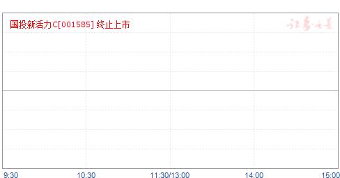 国投新活力C(001585)净值走势